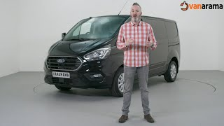 NEW Ford Transit Custom Review | The UK