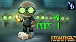 Stealth Inc 2 Walkthrough Part 1 No Commentary