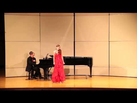 Shaylyn Gibson Senior Recital - Darius Milhaud