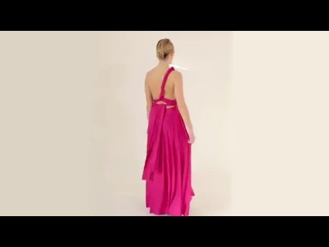 How To Style The MultiWay Dress: The Flirt By Lavalia