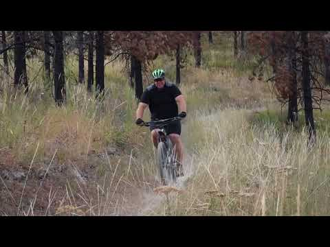 Mountain Biking - Lake Chelan Magazine Premiere Edition