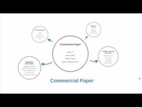 Commercial Paper (Intro)