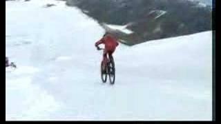 Markus Stoeckl speedbike 210 Km/h - 130 Mph World record