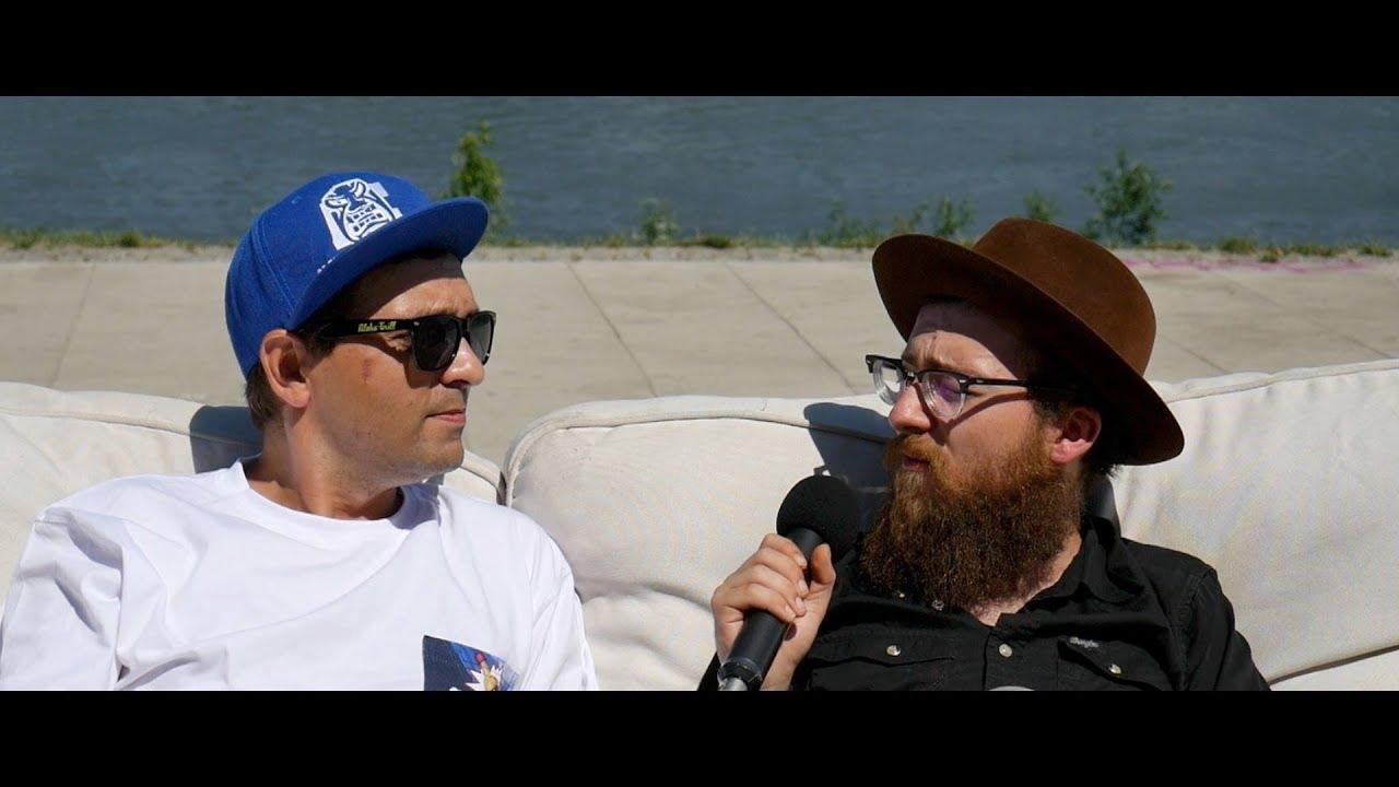 Proceente vs Dawid Wakuła - wywiad w klubie Rejs przed X urodzinami Aloha Ent.