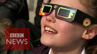 Review 2015: The Year in Science  - BBC News