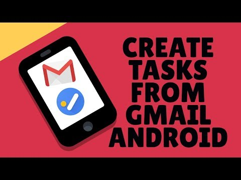 Create Tasks From Gmail Android - Add Emails From Gmail To Google Tasks in Android