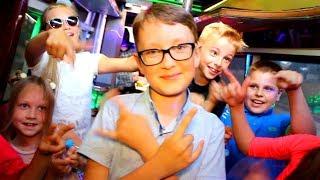 Party Bus Харьков День рождения Дани