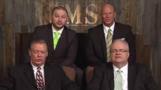 GMS Old Time Preachers Quartet Greeting