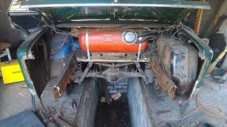 Ремонт кузова ВАЗ 2106.  Замена задней части  ч. 1(В этом видео показан ремонт и замена задней части автомобиля ВАЗ 2106 (Классика). А именно мы заменим заднюю..., 2016-05-11T11:39:19.000Z)