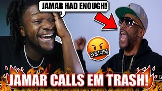 Lord Jamar Goes OFF on Eminems  New Album !