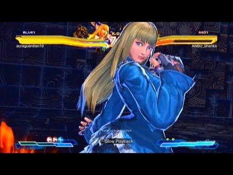 Street Fighter X Tekken 2013 - Online Battles 35