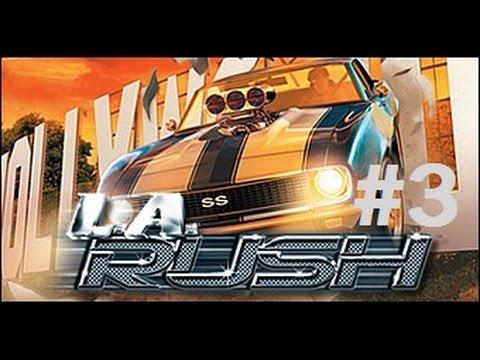 L.A. Rush Odc.3. : Santa Monica