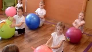 Урок физкультуры 1