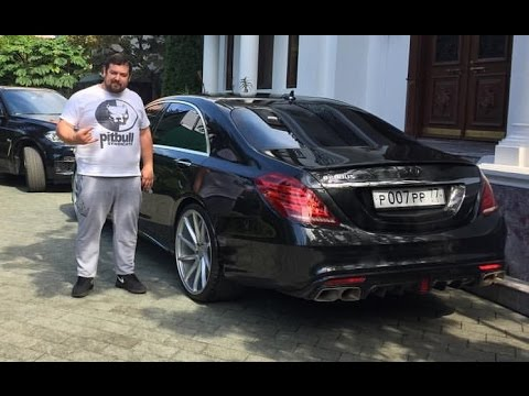 Давидыч хочет купить машину за 25 миллионов рублей