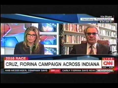 Charlie Gerow on CNN -- April 28, 2016