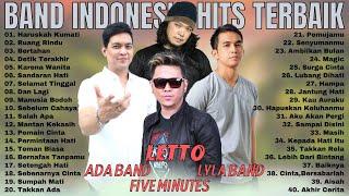 40 Lagu Pilihan Terbaik Ada Band Letto Five Minutes Lyla Lagu Indonesia Ngehits Tahun 2000an MP3
