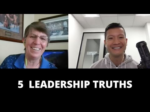 Becky Halstead | 5 Leadership Truths | Retired Brigadier General