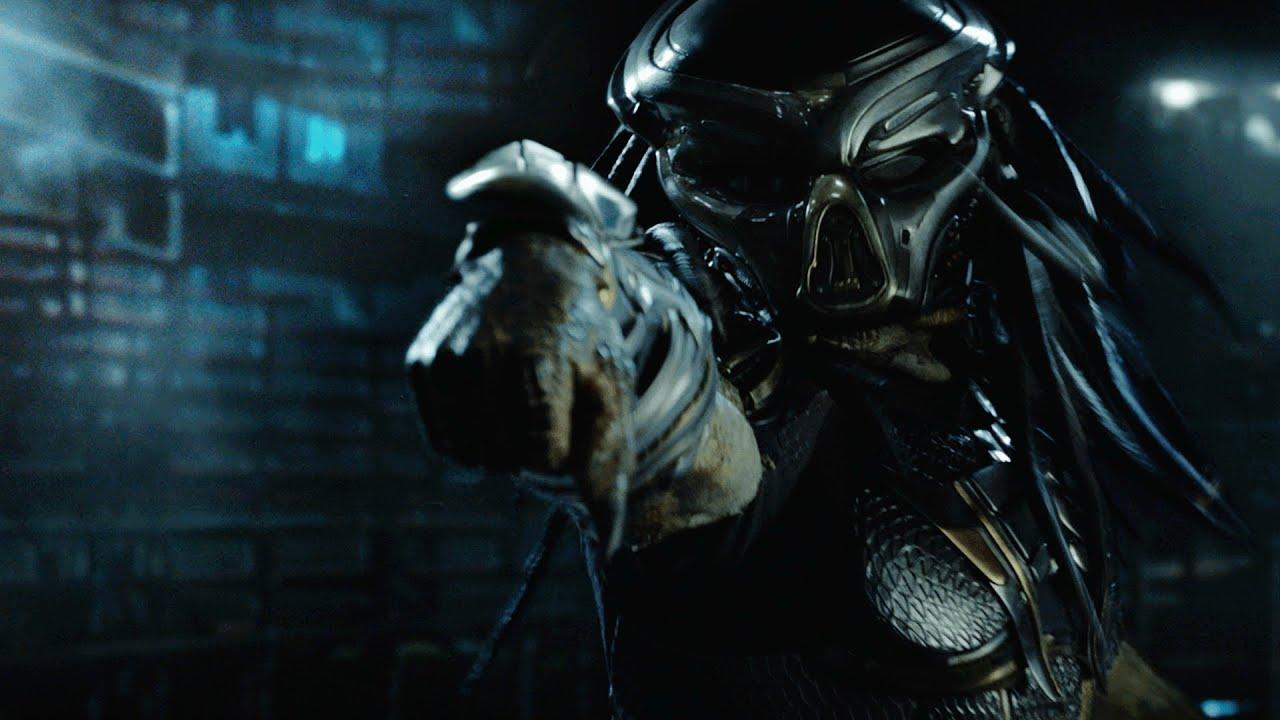 《The Predator》香港最新預告
