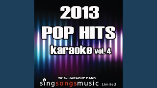 Just Give Me a Reason (In the Style of Pink & Nate Ruess) (Karaoke Version)