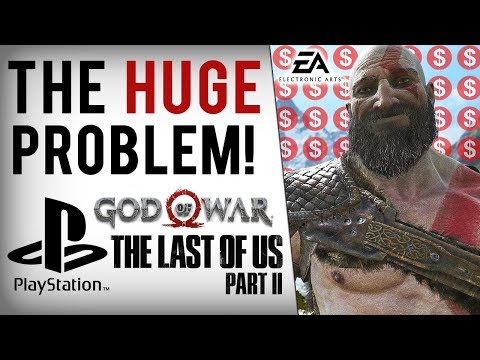 Sony Pulls an EA, Uses God of War To Plan Horrifying PS5 Microtransactions For Single-Player Games