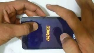 Gionee P5W Hard Reset