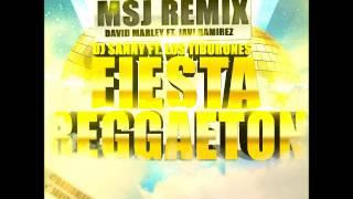 Dj Sanny ft. Los Tiburones - Fiesta Reggaeton (MsJ Remix) #MenuosSeJuntaron