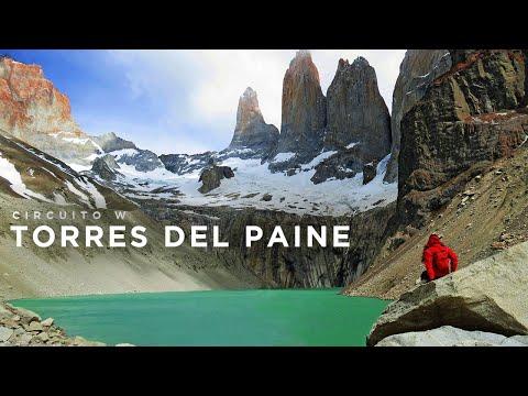 Torres del Paine - Circuito W (HD)