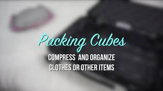Travel Hacks and tips  for packing things