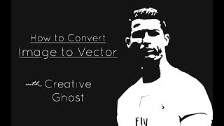 How to convert images to vector + quick tips | illustrator - Photoshop Tutorial