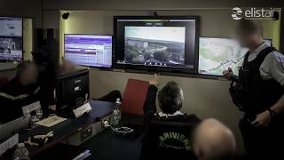 Elistair Use Case - First Responders Deploy Orion over Ferte Alais Airshow