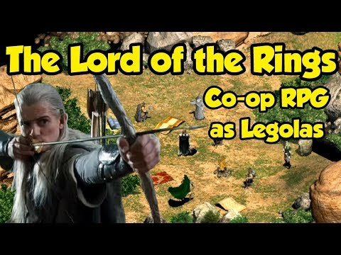 AoE2 - The Lord Of The Rings RPG