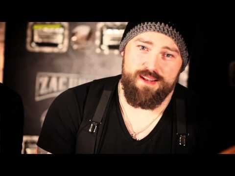 Academy of Country Music Awards - Zac Brown Band Interview