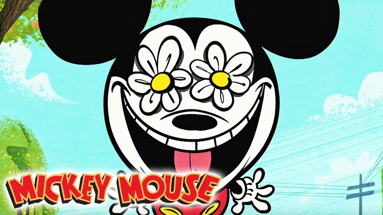 Micky Maus Short - Eine Blume für Minnie | Disney Channel - YouTube