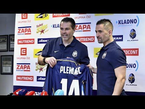 Tomáš Plekanec: Priorita je pro mě dovést Kladno do extraligy