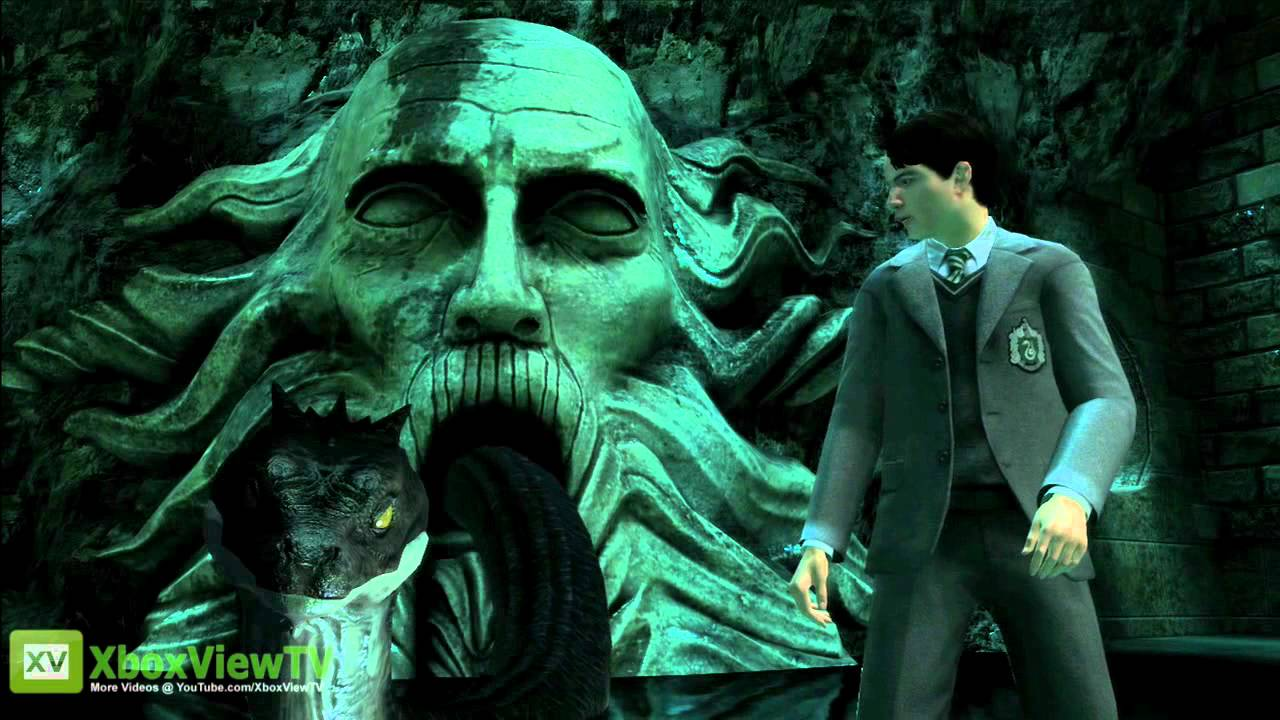Harry Potter For Kinect Announcement Trailer Deutsch 2012 Hd Youtube