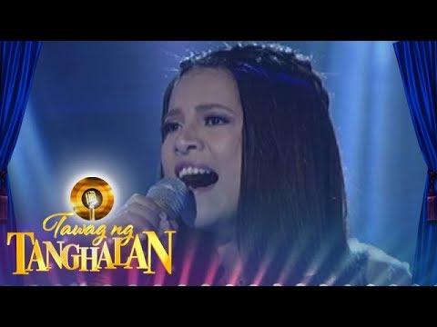 Tawag ng Tanghalan: Aila Santos | On The Wings Of Love (Day 3 Semifinals)
