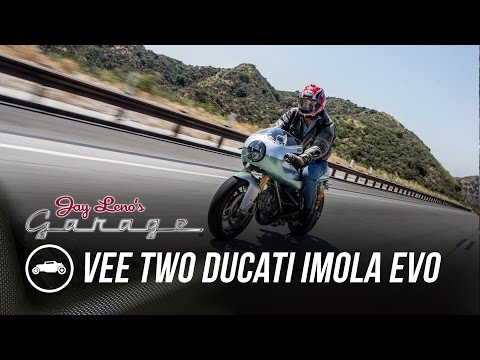 Vee Two Ducati IMOLA EVO - Jay Leno's Garage
