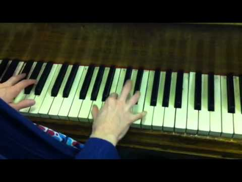 Love The Way You Lie Piano Chords Youtube