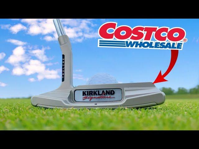 First Ever Costco Golf Club Kirkland Signature Ks1 Putter Youtube