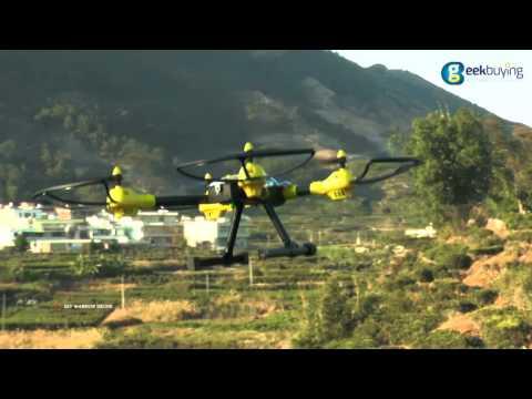 Квадрокоптер - Кай Дън K70F 15