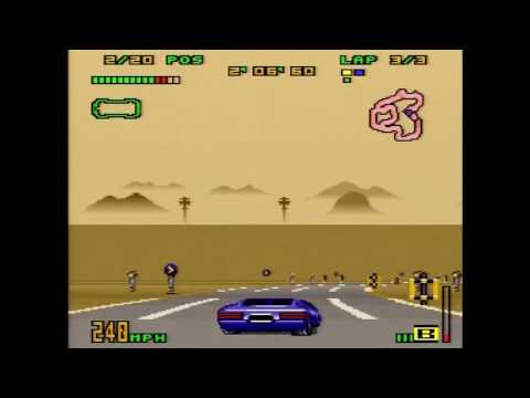 Top Gear 3000 Playthrough (Actual SNES Capture) - Part 3