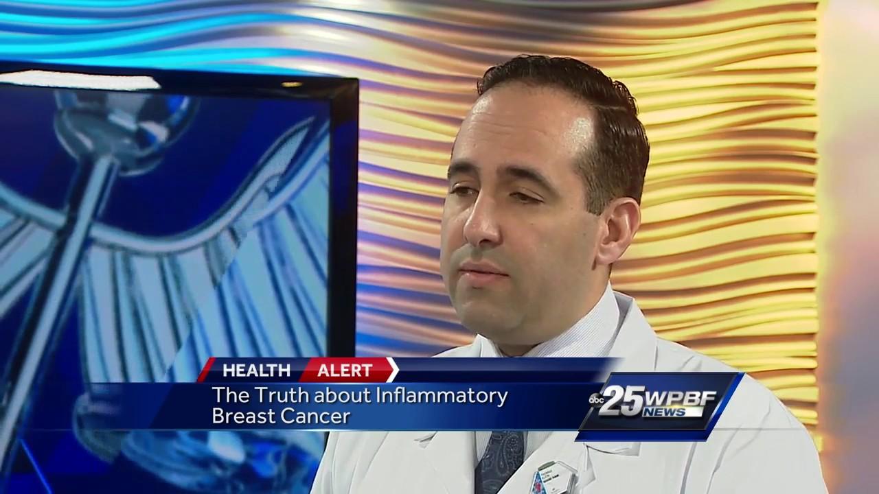 Ibc inflammatory breast cancer news story youtube
