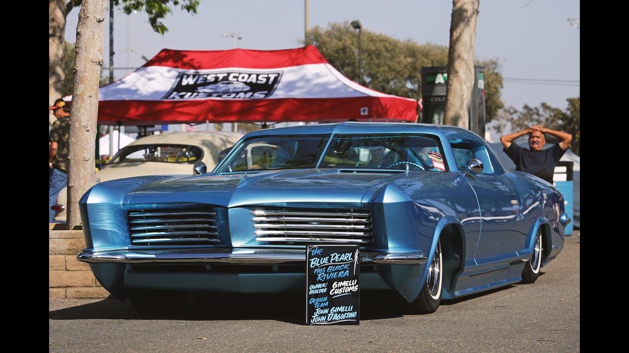 West Coast Kustoms Cruisin Nationals Car Show 16 Santa Maria