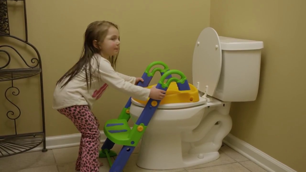 3 in 1 Toilet Trainer - YouTube