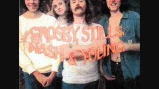 CSNY : DETROIT 1969 : LONG TIME GONE .