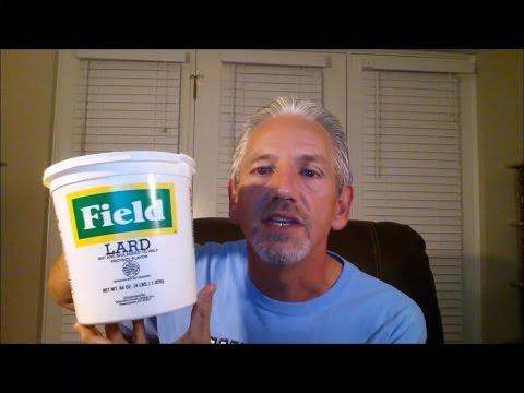 Lard Makes You Lean