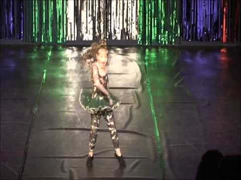 Alexandra Slater in Young Dancer of Mann 2011