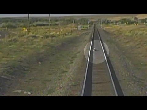 Speeding Rail Runner train hits teen sleeping on tracks