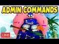 🔴 RANK 100+ ADMIN COMMANDS FUN WITH SUBS   ROBLOX MAD CITY