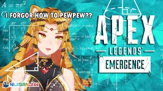 【Apex Legends】it's been a while, forgor how to pewpew【NIJISANJI ID】